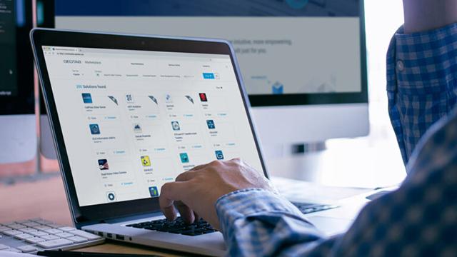 Developer programming and coding technology. Website design Safe