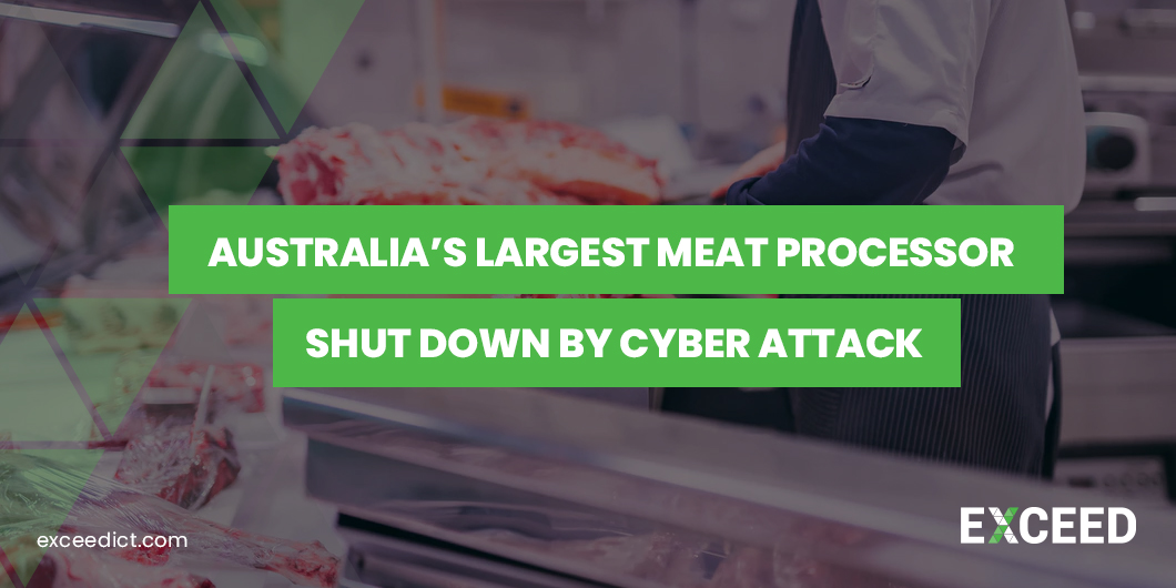 Australia's largest meat processor shut down by cyber attack