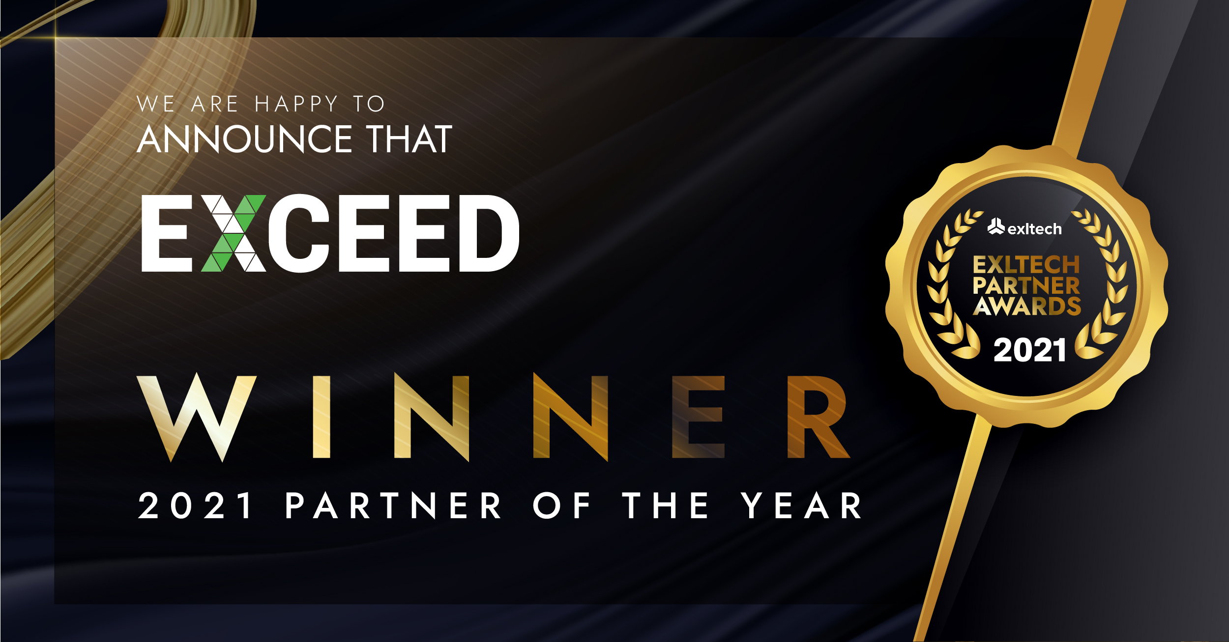 Partner of the Year!