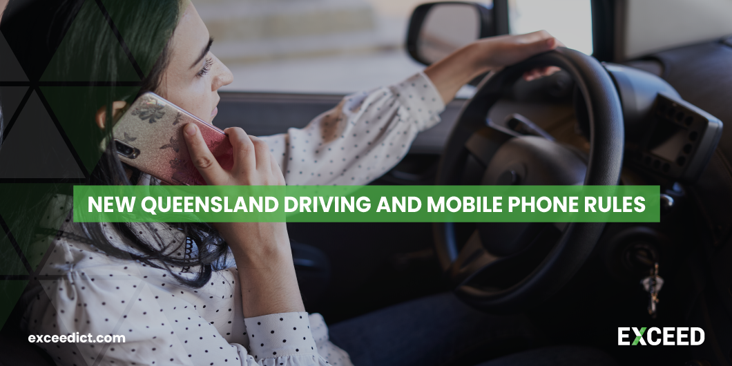 New Queensland Driving and Mobile Phone Rules